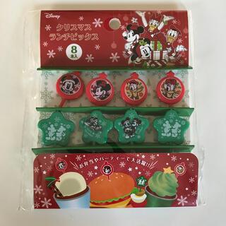 クリスマス ディズニー ピック 楊枝(弁当用品)