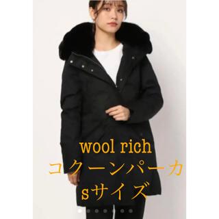 ウールリッチ(WOOLRICH)のWOOLRICH ウールリッチ COCOON PARKA sサイズ(ダウンコート)
