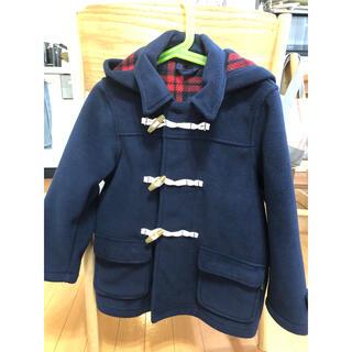クレードスコープ(kladskap)の子供服男の子 ダッフルコート110サイズ美品(コート)