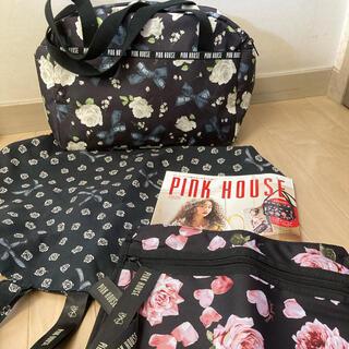 ピンクハウス(PINK HOUSE)のピンクハウスバック色々三点(ショルダーバッグ)