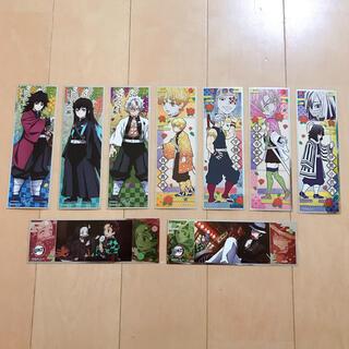 鬼滅の刃 ロングステッカー 2枚300円(その他)