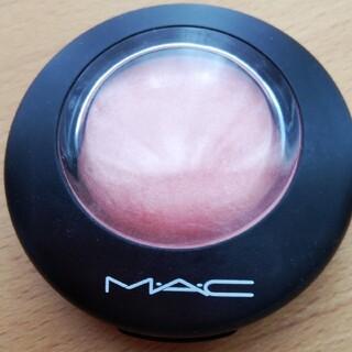 MAC - MACミネラライズブラッシュ #ニューロマンス