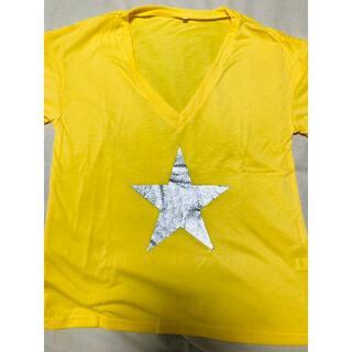 ヨコハマディーエヌエーベイスターズ(横浜DeNAベイスターズ)のレディース(新品未使用)BIGSTAR Tシャツ サイズM(Tシャツ(半袖/袖なし))