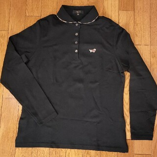 DAKS - 【未使用】DAKS ポロシャツ ブラック