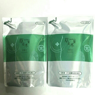 ソウカモッカ(草花木果)の草花木果 化粧水 竹 2点(化粧水/ローション)