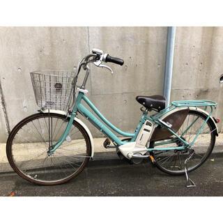 ブリヂストン(BRIDGESTONE)の電動自転車 ブリヂストン アシスト スティラ 26インチ(自転車本体)