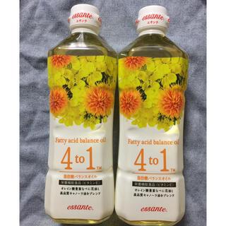 アムウェイ(Amway)のエサンテ4to1 脂肪酸バランスオイル アムウェイ Amway(調味料)