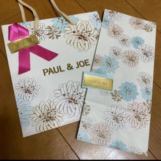 PAUL & JOE - 🎀リボン付 ポール&ジョー ラッピング セット ギフトバッグ ショッパー