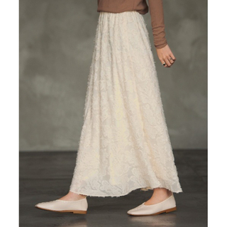 Aunt Marie's - Aunt Marie's ジャガードスカート
