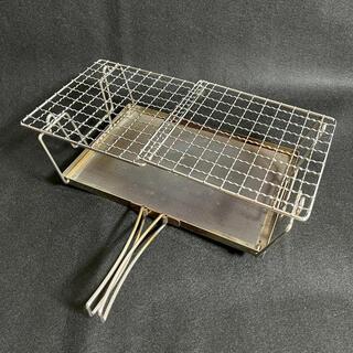 ユニフレーム(UNIFLAME)のユニフレーム fanマルチロースター(調理器具)