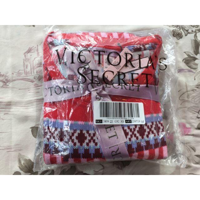 Victoria's Secret(ヴィクトリアズシークレット)のヴィクトリアズシークレット サーマルパジャマ XS レディースのルームウェア/パジャマ(パジャマ)の商品写真