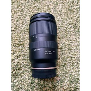 タムロン(TAMRON)のTAMRON 28-75mm F/2.8 Di Ⅲ RXD A036 (レンズ(ズーム))