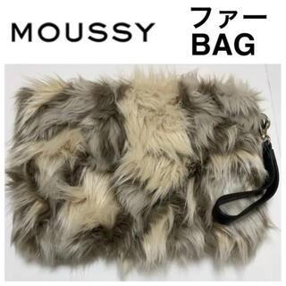 マウジー(moussy)のMOUSSY ファークラッチバッグ(クラッチバッグ)