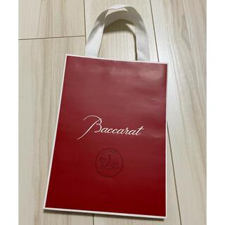 バカラ(Baccarat)のbaccara 紙袋(ショップ袋)