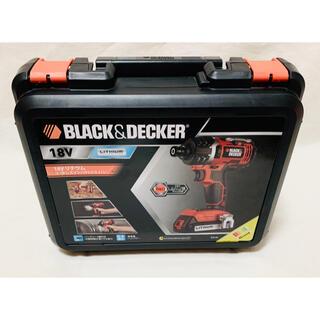 ブラックアンドデッカー  インパクトドライバー【未使用品】(工具/メンテナンス)