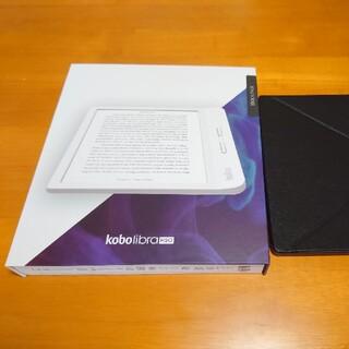 ラクテン(Rakuten)の新品 Kobo Libra H2O 電子書籍リーダー(電子ブックリーダー)