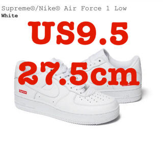 Supreme - Supreme Air Force 1 27.5cm US 9.5