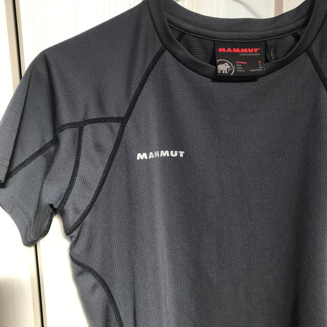 Mammut(マムート)の MAMMIT レディース M  Tシャツ レディースのトップス(Tシャツ(半袖/袖なし))の商品写真