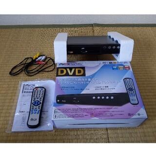 コンパクトサイズDVD/CDプレイヤー