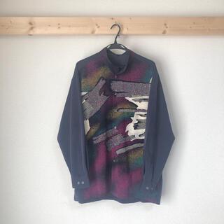 ロータリーグループ(ROTARY GROUP)のバンドカラーシャツ(シャツ)