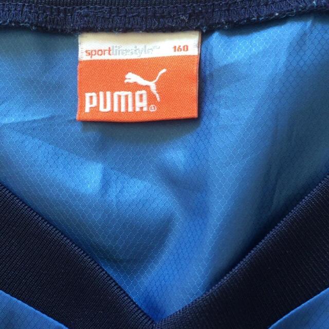 PUMA(プーマ)のプーマ ピステ上下 スポーツ/アウトドアのサッカー/フットサル(ウェア)の商品写真