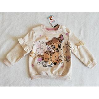 Disney - Disney Bambi ガールズトップス9-12M