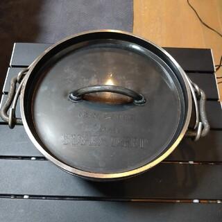 ユニフレーム(UNIFLAME)のユニフレームダッチオーブン 8インチ(調理器具)