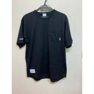 ダブルタップス(W)taps)のwtaps 181ATDT-CSM03BLANK SS GPS 03 EX36(Tシャツ/カットソー(半袖/袖なし))