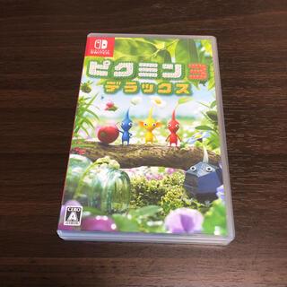 ニンテンドースイッチ(Nintendo Switch)のピクミン3 デラックス Switch(家庭用ゲームソフト)