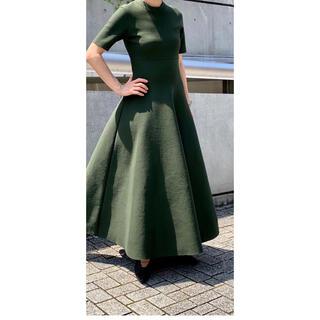 マディソンブルー2020フレアロングニットドレス