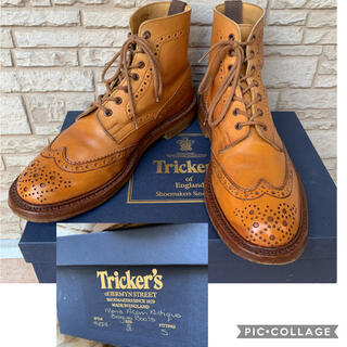 Trickers - トリッカーズ Tricker's エイコーンアンティーク