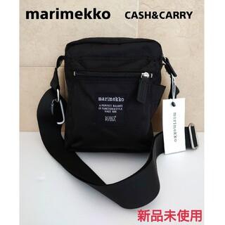marimekko - 新品☆【marimekko マリメッコ】CASH&CARRY ショルダーバッグ