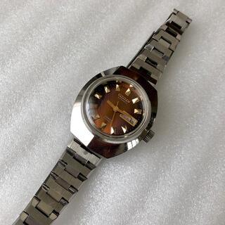 CITIZEN - CITIZEN 21石 レディース自動巻/手巻き式腕時計 稼動品