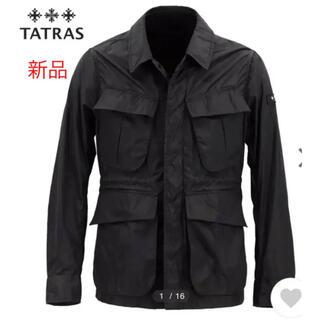 タトラス(TATRAS)のタトラス*ナイロンジャケット*メンズ*ブラック(ナイロンジャケット)