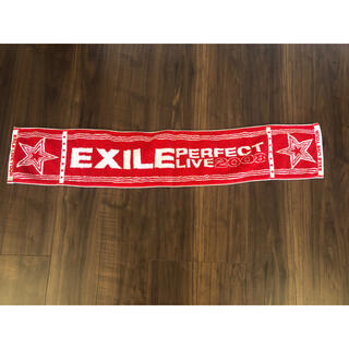 エグザイル(EXILE)のEXILE ツアータオル 2008(アイドルグッズ)