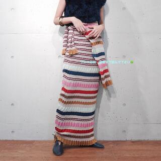 マメ(mame)の定価5万babaco♡スカートJUN MIKAMI mame baserange(ロングスカート)