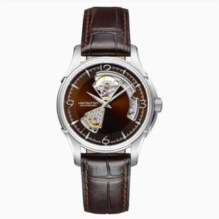 ハミルトン(Hamilton)の定価128,520円ハミルトン ジャズマスター オープンハート 自動巻(腕時計(デジタル))