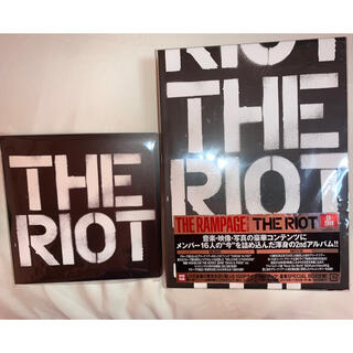 THE RAMPAGE - THE RAMPAGE  THE RIOT
