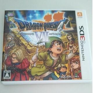 ニンテンドー3DS - ドラゴンクエストVII エデンの戦士たち 3DS
