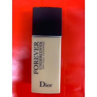Dior - Dior FOREVER UNDERCOVER 24h FULLCOVERAGE