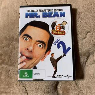 【レア!!】Mr.BEAN DVD 英語 ミスタービーン(外国映画)