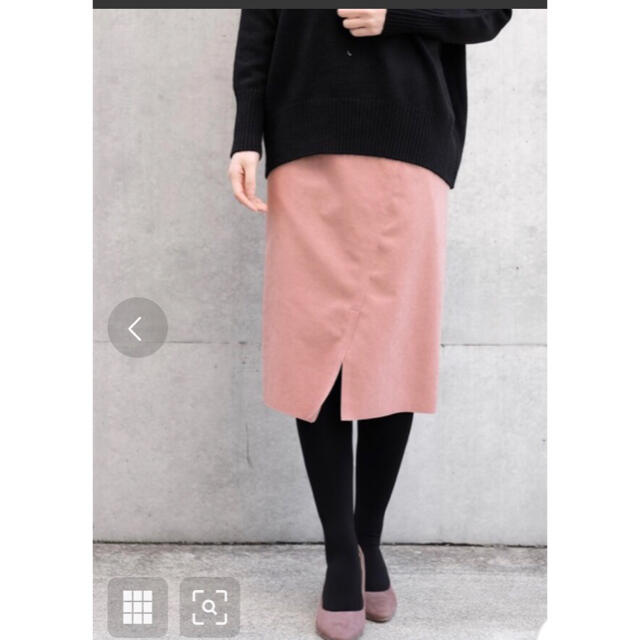 STRAWBERRY-FIELDS(ストロベリーフィールズ)のSTRAWBERRY-FIELDS  タイトスカート ストロベリーフィールズ レディースのスカート(ひざ丈スカート)の商品写真