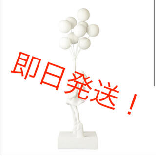 メディコムトイ(MEDICOM TOY)のFLYING BALLOONS GIRL(GESSO Ver.)(その他)
