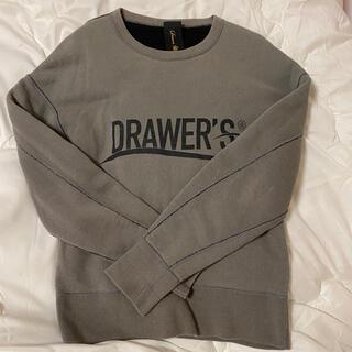 ドゥロワー(Drawer)のDRAWER スウェット(トレーナー/スウェット)
