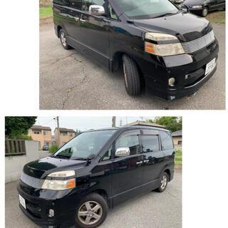 トヨタ - トヨタ‼️ヴォクシー‼️人気の黒‼️車検付き‼️18年8月車