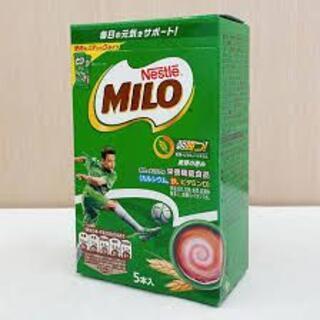 Nestle - 新品 ミロ ネスレ スティックタイプ 5本×1箱