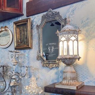 アンティークな部屋/ スタンドライト/Avenue Lamp /