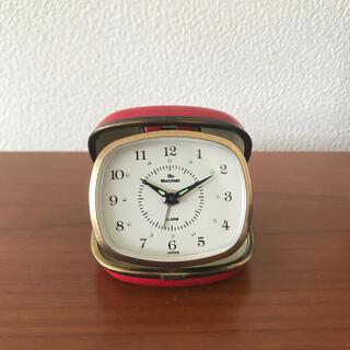 マルマン(Maruman)のmaruman 手巻きトラベル時計(置時計)