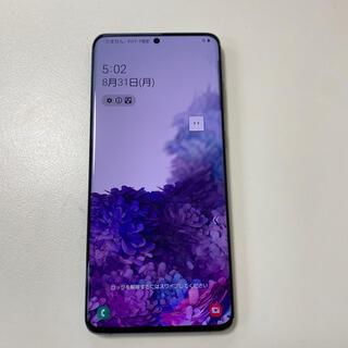 Galaxy - 超美品 simフリー   Galaxy S20+ 5G SC-52A グレー
