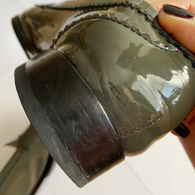 PRADA(プラダ)の☆値下げ☆PRADA エナメル ローファー  レディースの靴/シューズ(ローファー/革靴)の商品写真